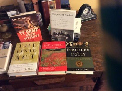 Book Buys LR 2016