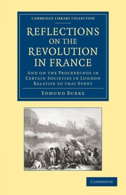 Image result for burke reflections on the revolution