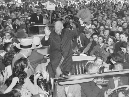 Image result for eisenhower in 1952 campaign