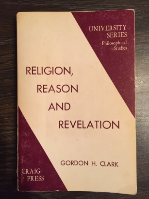 Image result for gordon clark books presbyterian and reformed